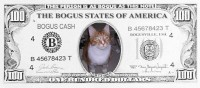 Sam appears on a 100 bill.....now that's MAD money!