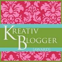 More Bling for Sam's Blog - another award!
