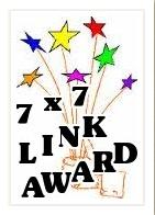 Sam Gets Another Blog Award