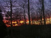 First Sunset 2012