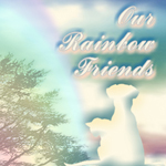 Our Rainbow Friends Badge
