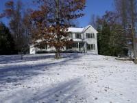 Snowy January Morning
