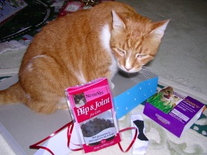 Say, these treats that are GOOD for me, are just plain GOOD!