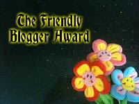FriendlyBloggerAward