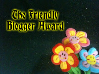 FriendlyBloggerAward