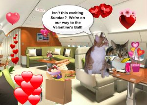 A nice relaxing drinkie, a bag of snacks, and my girlcatfriend Sundae - what more could a guy ask for?!