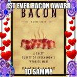 SammysBaconAward