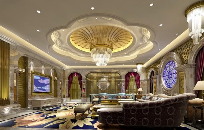 MoonHotelParty Room