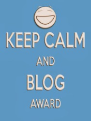 KeepCalmBlogAward