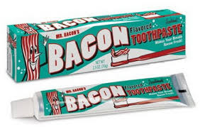 I love bacon but this might be going a BIT too far!