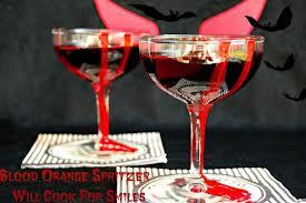 BLOODtini anyone??