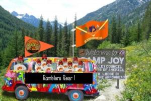 Beep Beep - All aboard Rumblers!!