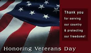 Thankful for all the brave