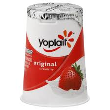 YAY FOR YOGURT!  Only sixty cents a container!