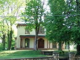 Mosby's home/museum