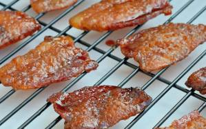 BACON-CANDIED