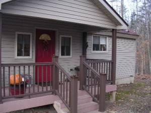 Oh this is a nice little cottage to stay in for Thanksgiving in W. Virginia!!
