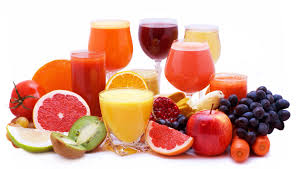 Fruit Juices of ALL kinds!