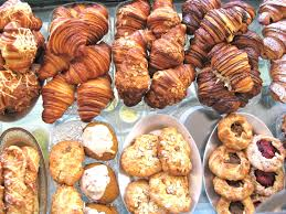 Fresh baked pastries!