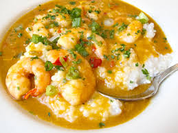 Shrimp and grits?