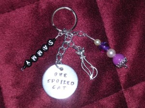 Personalized key/bag chain !