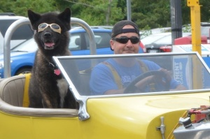 """This guy has """"dogitude"""" !"""