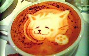 coffee or hot chocolate (or tea!)